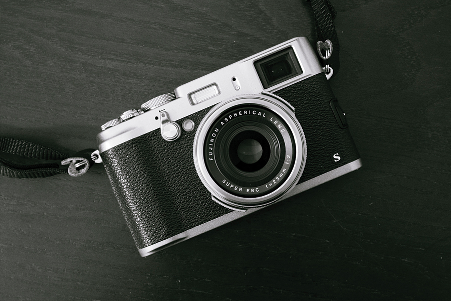 Fujifilm x100s 紀念