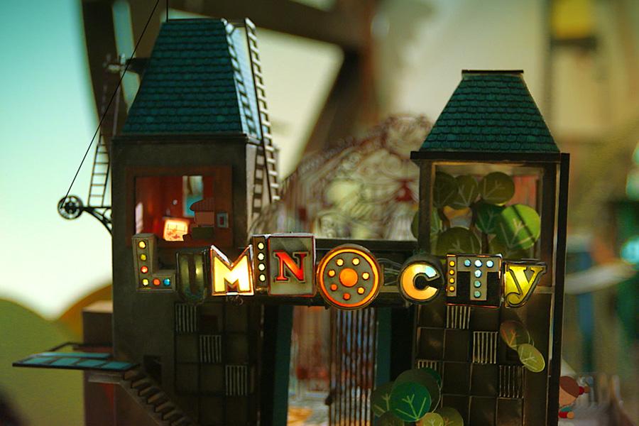 Lumino city – 爺爺你在哪?