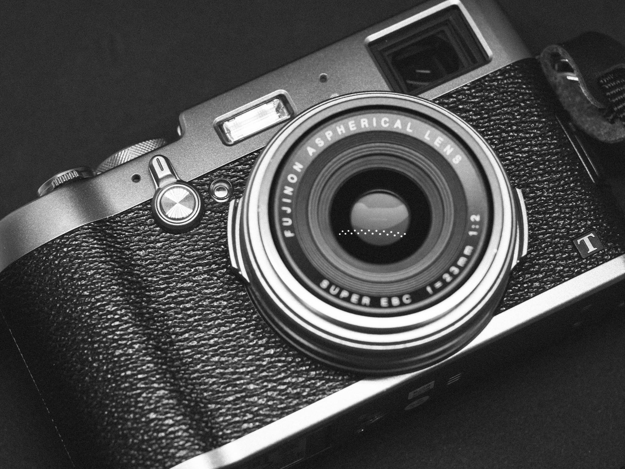 Fujifilm X100T 一年期使用心得