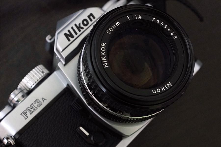 新東京之旅其十 – Nikon FM3A 機械相機的東京散步寫真