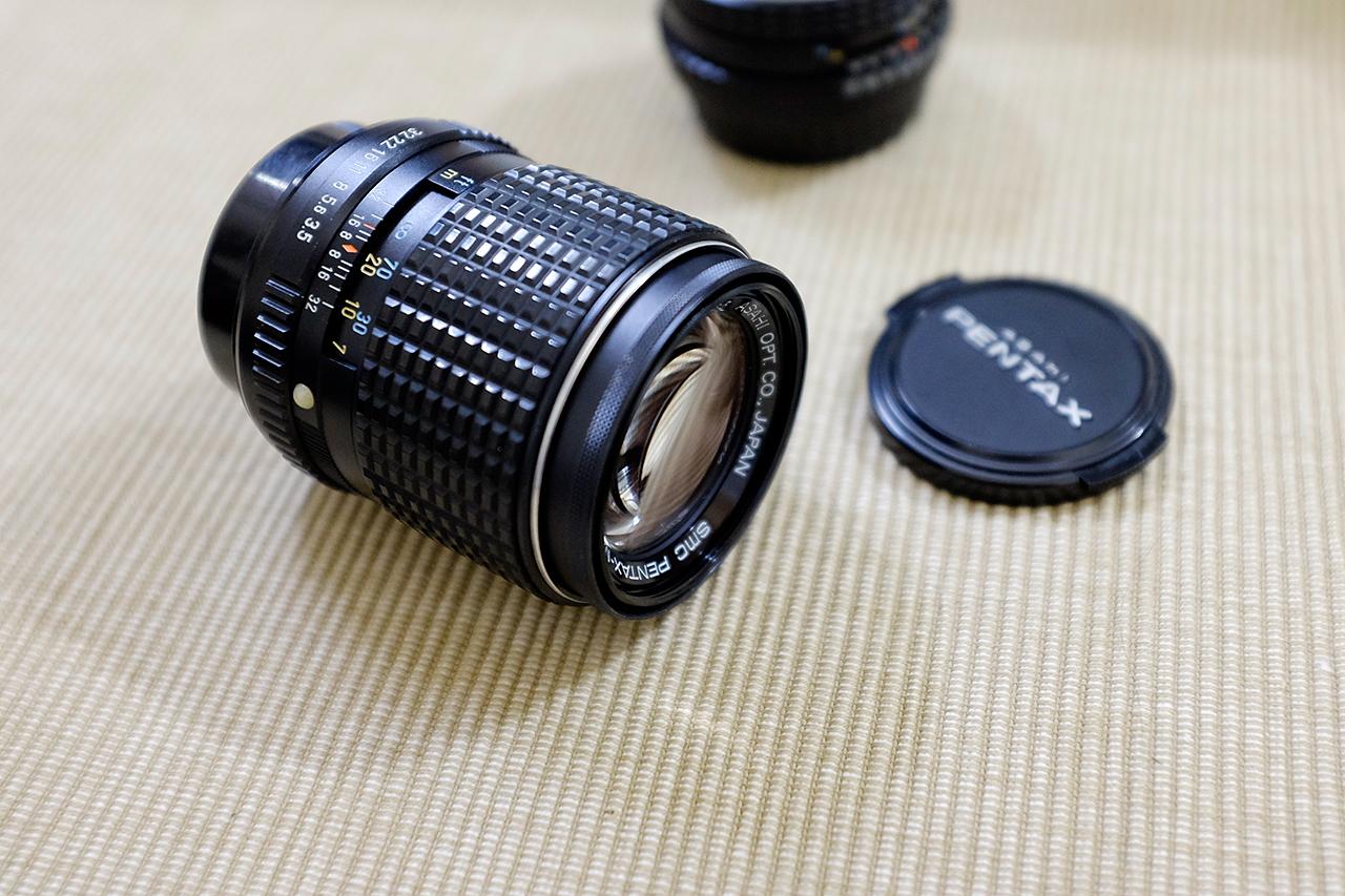 Pentax M 135mm f3.5